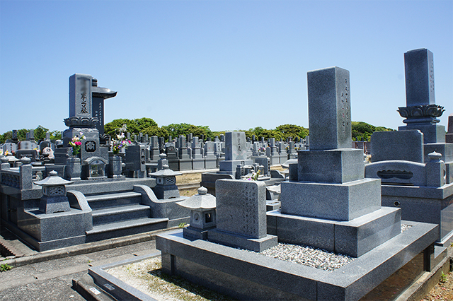 墓所10区